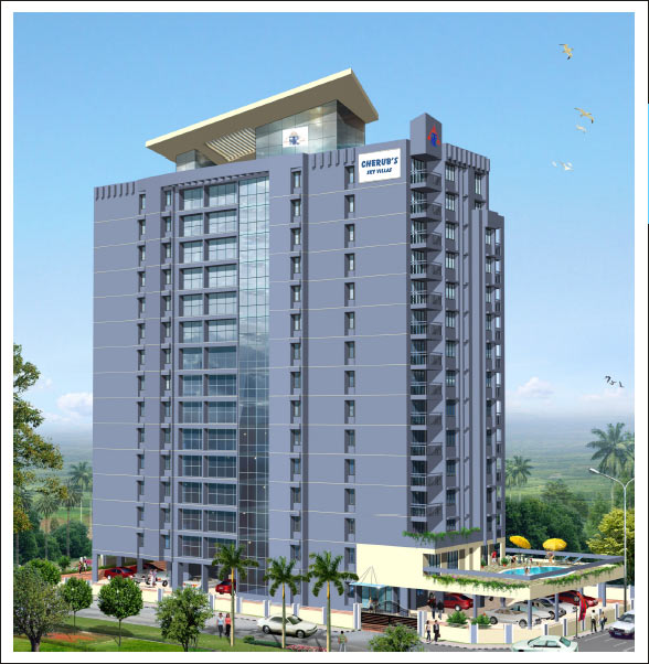 Cherub's Skyvillas at Pulinchodu, Aluva